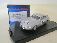 Exem EX RLM021 .1:43 Le Mans LM 24Hrs 1963 Alfa Romeo Guilietta SZ No.35 MINT