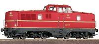 ROCO 69380 - Diesel Lokomotive V80 010 DB Epoche III WS mit Dekoder / Spur H0