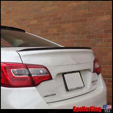 Rear Trunk Lip Spoiler Wing (Fits: Subaru Legacy 2015-present) SpoilerKing