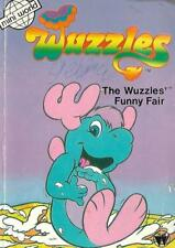Wuzzles The Wuzzles Funny Fair Mini World Book 1986 Hasbro Disney Printed in UK