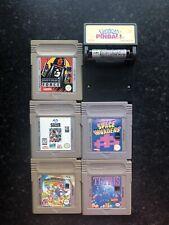 Original gameboy games bundle
