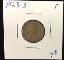 1923-S 1C Lincoln Cent