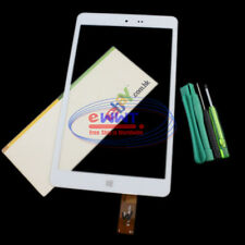 """FREE SHIP for Chuwi Hi8 8.0"""" Tablet OEM White LCD Digitizer Glass +Tools ZVLU084"""