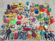 HUGE LOT#2 OF VINTAGE McDONALD'S & OTHER FAST FOOD HAPPY MEAL TOYS