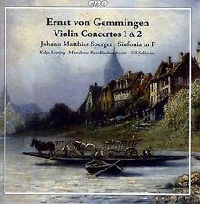 Kolja Lessing - Violin Concertos 1 & 2 [New CD]