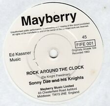 Rock Around The Clock Sonny Dae and His Knights The original version