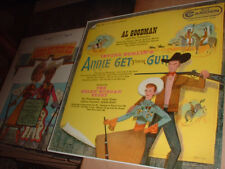33RPM 2 diff Annie Get Your Gun vinyl LPs RCA and a Columbia E-