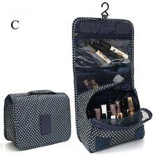 Portable Hanging Travel Toiletry Wash Cosmetic Waterproof Large Capacity Bag
