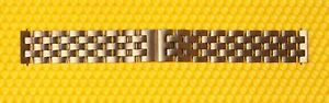 19mm CITIZEN Silver-Tone Stainless Steel Watch Bracelet Link Band
