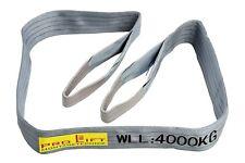 4t Hebeband mit 2 Schlaufen Länge 3m , 2-lagig genäht WS43J , 02377 , 12345