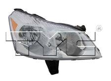 TYC Right Passenger Side Halogen Headlight for Chevrolet Traverse 2009-2012