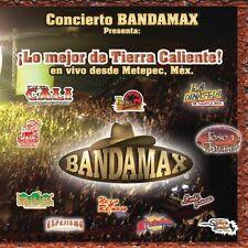 Concierto Bandamax: Lo Mejor De La Tierra Caliente(2009)CD,NEW