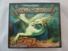 Nos 2011 Daily Desk Calendar Dragons by Ciruelo (212)