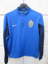 Sweat entrainement maillot HELLAS VERONA calcio NIKE football shirt 13 15 ans