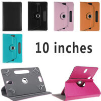 """C7FC Universal 360° Rotating Leather Case Cover Android Tablet PC 7"""" 8""""10"""""""