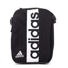 adidas Linear Performance Organiser Bag Graphic Messenger Sports Shoulder Pouch