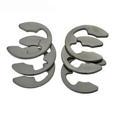 Stainless Steel E-Clip  Ring Circlip Φ1.5-2-3-3.5-4-5-6-7-8-9-10