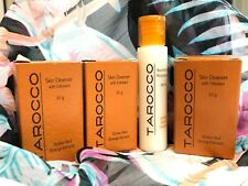 Tarocco Baroness Cali Nourishing Moisturizer 3 Skin Cleanser Bars 13a-819