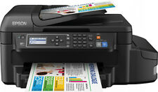 NEW Epson WorkForce ET-4550 EcoTank Wireless Color All-in-One Printer + Fax