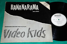 "Bananarama - Cruel Summer DUB Brazil Only Promo 12""Ep 1984 Video Kids"