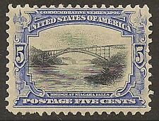 U.S. Unused 297 Mh (N1382)