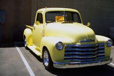780055 1952 Chevrolet Pickup Truck A4 Photo Print