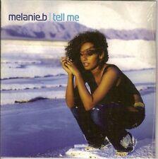 "MELANIE B - CD SINGLE PROMO ""TELL ME"" CARDSLEEVE"