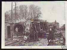 1900  --  ACCIDENT DE TRAIN DE TERGNIER  D877