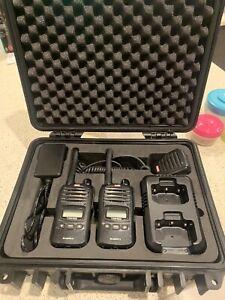 GME 6160TP 5 watt UHF radio handheld cb radio twin pack