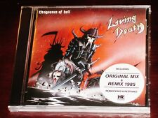Vengeance of Hell by Living Death (CD, Mar-2014, High Roller Records)