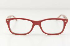 Ray-Ban RB 5228 5406 53-17 140 women's eyeglasses eye glasses frame Red