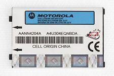 (ORIGINALE!) Batteria Motorola AANN4204A 3,6V Litio (A4U304EQNBDA)