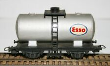 Vintage,Single Dome, Lima, Esso Tank, Used Good Condition Silver