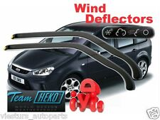 Wind deflectors FORD FOCUS C-MAX 5.doors 2003 - 2010 HEKO 15238  for FRONT DOORS