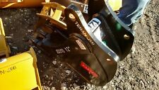 "New Teran 12"" John Deere  310 J K  Digging BUCKET 2"" , 1 1/2"" pins"