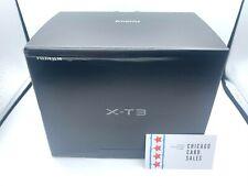 Fujifilm X-T3 26.1MP Digital Camera - Black (Body) Brand New in Box !