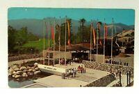 California Los Angeles Zoo Entrance Vintage Postcard