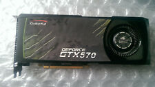 Megastark Coloful NVIDIA GeForce GTX 570 (1280 MB) (ZT-50201-10P) Grafikkarte