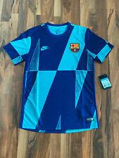 Nike FC Barcelona Fussball Aufwärmshirt Pre Match | Größe M | NEU