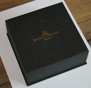 Baume & Mercier Uhrenbox BOX für alle Modelle  - 100% ORIGINALWARE