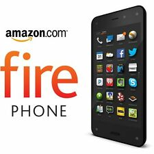 Amazon Fire Phone - 32GB - Black (Unlocked)