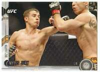 2015 Topps UFC Chronicles #162 Myles Jury