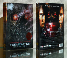 TERMINATOR SALVATION [Blu-Ray] Limited 1500, (STEELBOOK) [Lenticular]~/ Region A