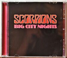 CD Scorpions Big City Nights Animal Magnetism Hurricane NICE DISC ExtrasShipFree