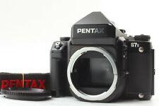 【NEAR MINT】 Pentax 67 II AE Finder Medium Format Film Camera + Strap From JAPAN