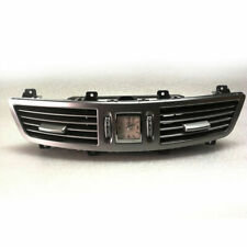 MERCEDES S CLASS W221 CENTRE AIR VENT WITH TIME CLOCK A2218270370 A2218300954