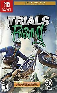 Trials Rising Gold Edition Gold Edition For Nintendo Switch 0E