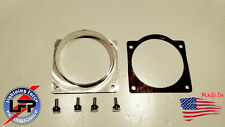 PERFORMANCE CNC MACHINED BILLET 80mm AND 90mm MAF ADAPTOR RING, 99-04 LIGHTNING