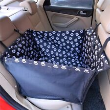 2020 Waterproof Safety Carriers Dog Seat Cover  Foldable Mats Hammock Cushion