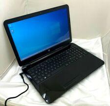 HP Notebook 15 AMD A4-6210 1.8GHz 4GB RAM 1TB HDD !READ! LPT-306